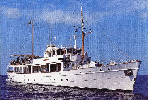 1930 Classic Motor Yacht