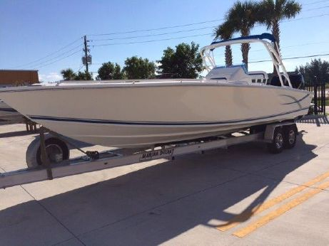 2012 Avanti 33 Center Console/Cuddy