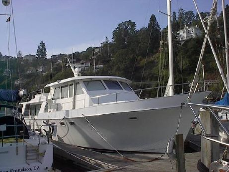 1978 Nordlund Pilothouse Motor Yacht