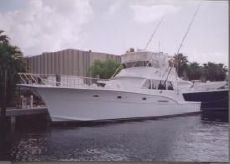 1977 Hatteras Sportfisherman Convertible