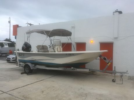 2013 Carolina Skiff 218DLV