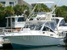1998 Albemarle 320 Express Fisherman