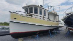 1984 Pilgrim North Castle efficient Trawler Pilothouse