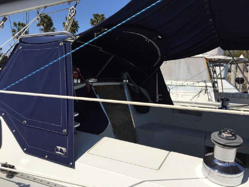 photo of 42' Catalina MkII