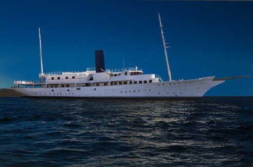 1931 Custom 71 m Kiel Krupp Shipyard