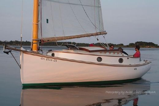 2015 Arey's Pond Boat Yard Cruising Cat