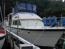 1985 Hatteras Motoryacht