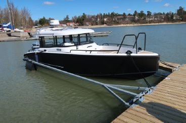 2016 Xo Boats 240 RS Cabin Utility
