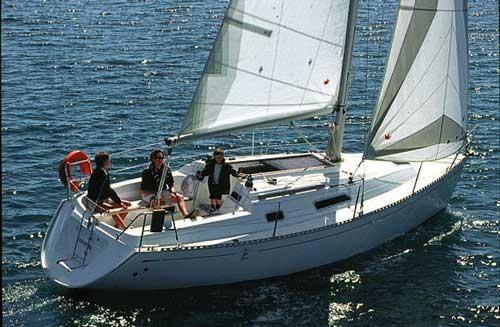 2003 Dufour 30 Classic