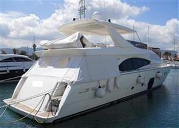 2008 Ferretti Yachts 780 HT