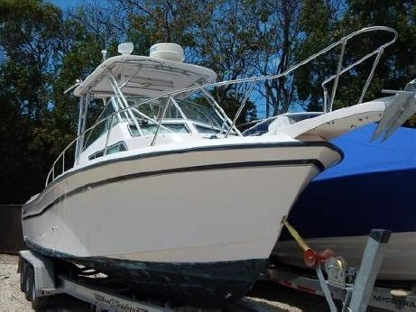 1997 Grady-White 272 Sailfish WA