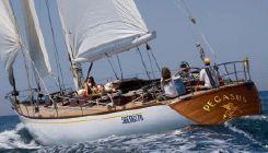 1990 Cesare Sangermani Sailing Cutter