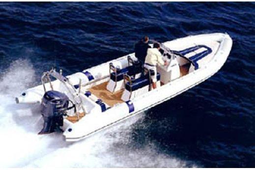 2009 Cobra Ribs Nautique 8.6m