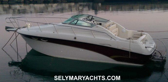 1997 Crownline 250 Cr Power Boat For Sale Www Yachtworld Com