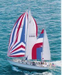 1984 Cape Dory 45 Ketch