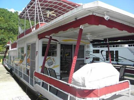 1984 Cumberland Custom 14 x 60 Houseboat