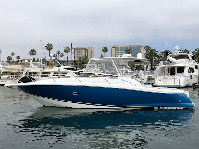 Sunseeker 37 Sportfishing Yacht for sale in Newport Beach