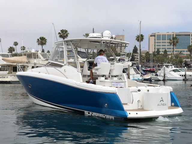 Sunseeker 37 Sportfisher for sale in Newport Beach