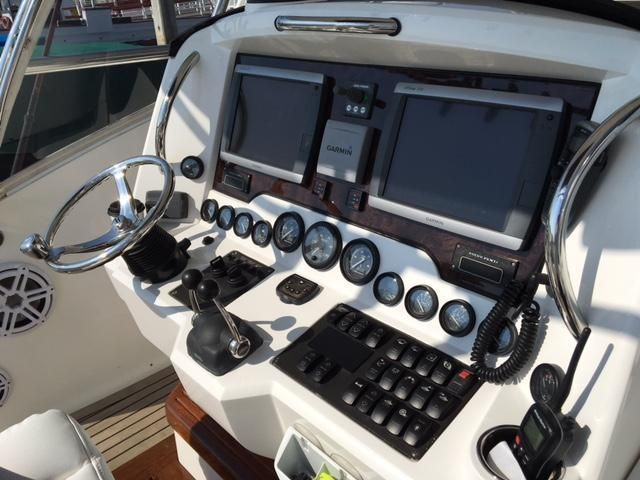 Sunseeker 37 Sportfisher Helm Electronics