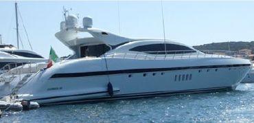 2003 Cantiere Overmarine Mangusta 108'