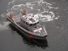 2013 Hercules Patrol Boat - Aluminum Patrol Boat