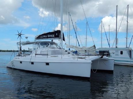 1995 Manta 38 Extended to 41
