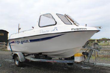 2010 Predator 165 Sea Angler