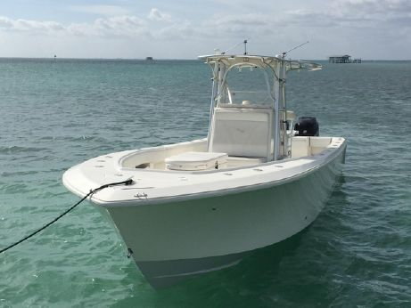 2008 Sea Vee 32 Open