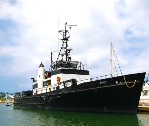 1963 Custom Research Vessel