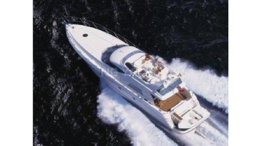 1997 Sunseeker Manhattan 62