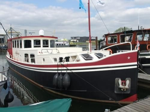 2007 dutch barge classic power boat for sale. Black Bedroom Furniture Sets. Home Design Ideas