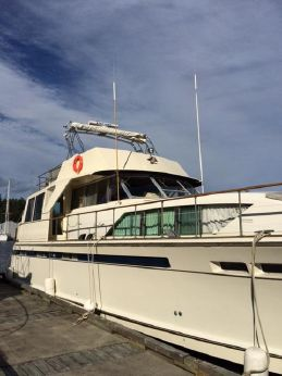 1969 Chris Craft Commander