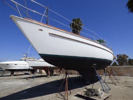 1980 Gulfstar 44 Sail (project Boat)