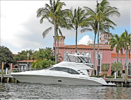 2006 Sea Ray 58 Sea Ray 580 Sedan Bridge