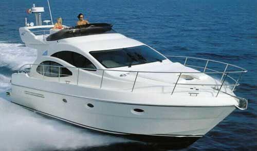 1999 Azimut Yachts AZIMUT 42