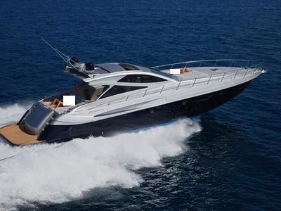 2002 Alfamarine 60 HT
