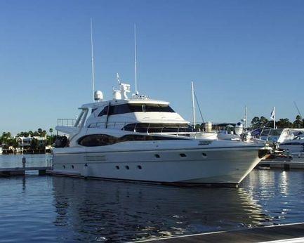 2006 Dyna Yachts 80' Skylounge