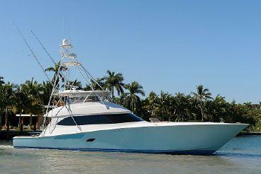 2013 Viking Yachts Convertible/Tower/Gyro