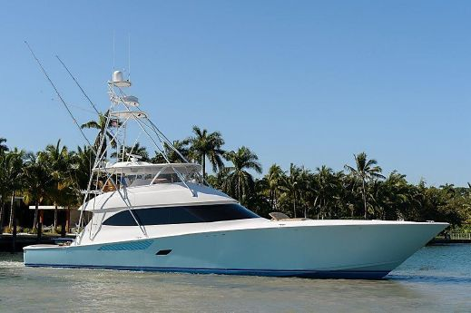 2013 Viking Yachts Convertible/Tower/Gyro
