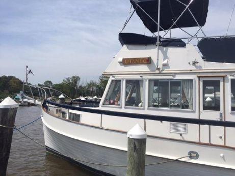 1988 Grand Banks Trawler