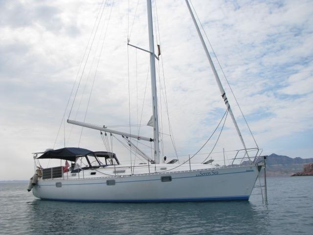 40' Beneteau Oceanis 400+Boat for sale!