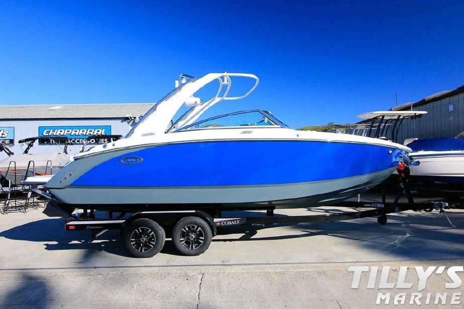 2019 Cobalt Boats R5 Surf Power Boat For Sale - www