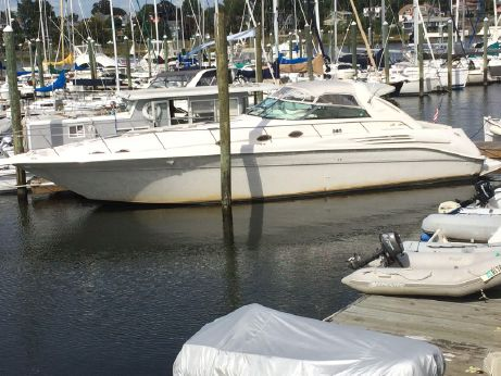 1997 Sea Ray 450 Sundancer