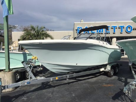 2016 Sea Fox 226 Traveler