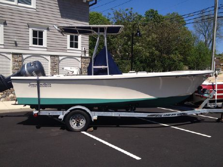 1999 Jones Brothers 20 Cape Fisherman