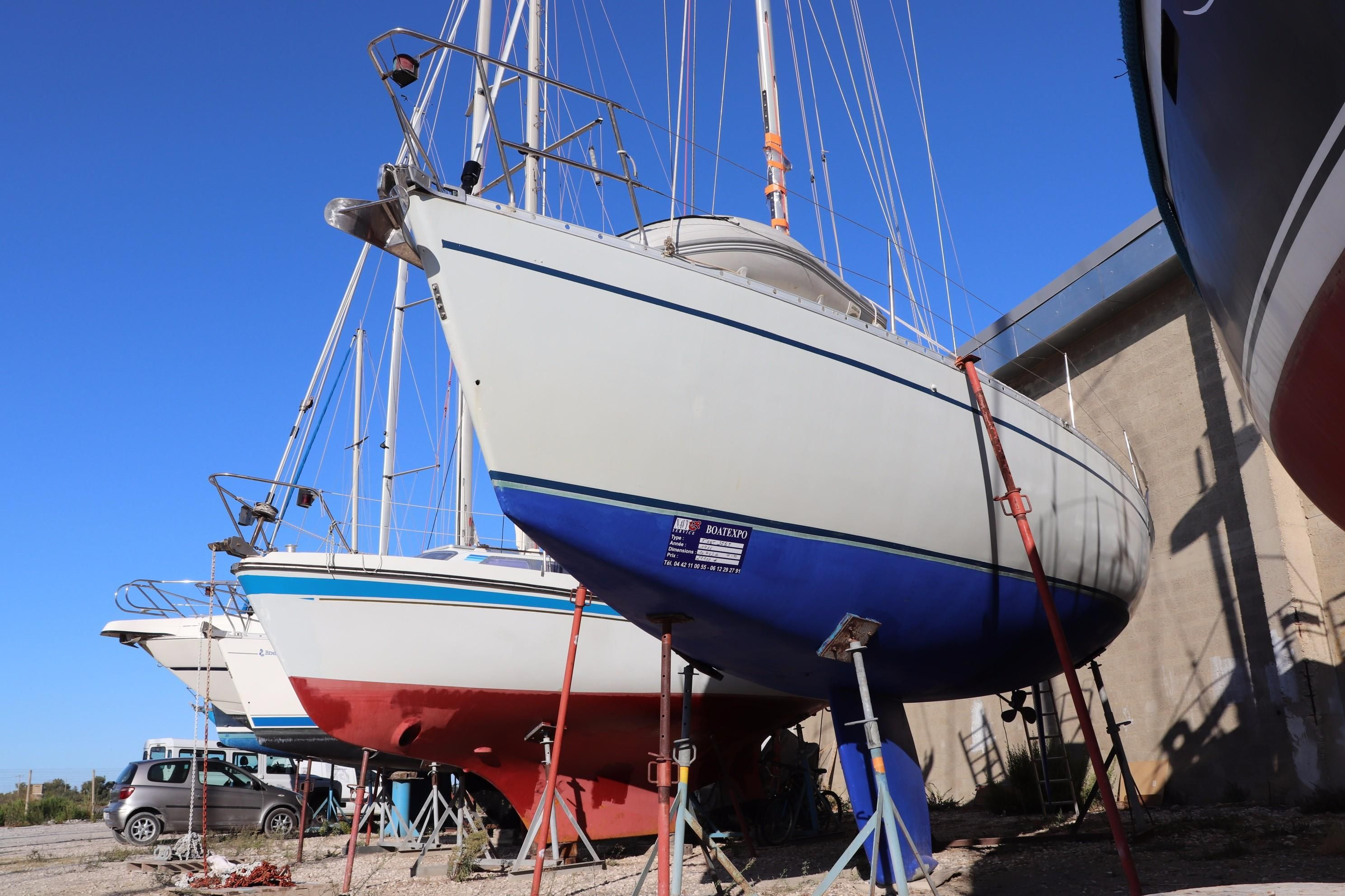 1988 beneteau first 35s5 sail boat for sale - Navy service port st louis du rhone ...