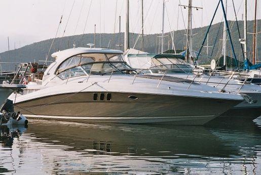 2006 Sea Ray 425 Sundancer