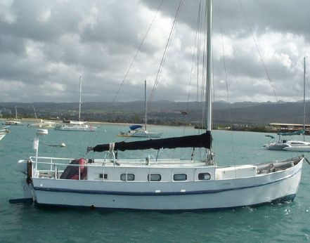 1992 Gaff Head Sailing Vessel