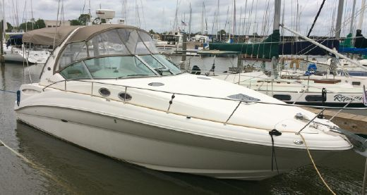 2002 Sea Ray Sundancer 320