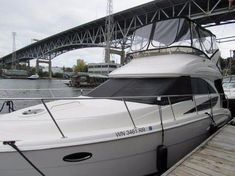 2011 Meridian 341 Sedan